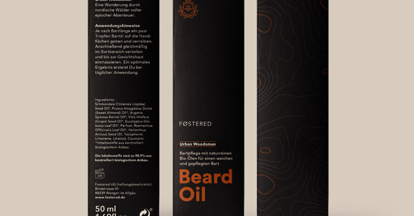 Where Can You Find Beard Oil Packaging in 2021?