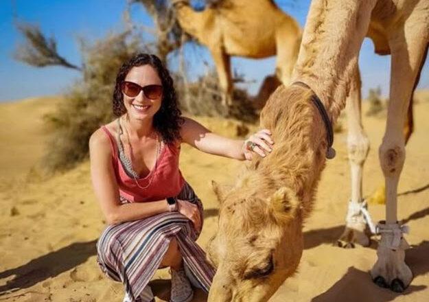 Evening Desert Safari – A Pleasure Trip In The Wild