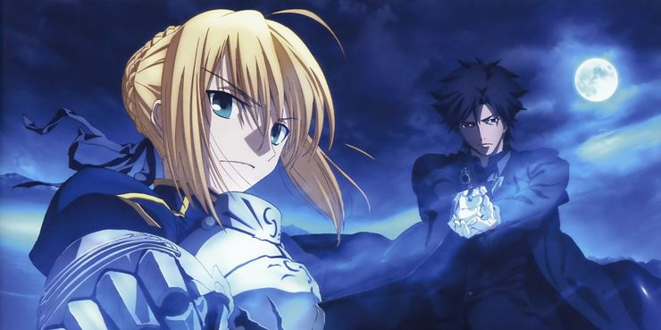 Fate/Stay Night: Every Single Series and Spin-Off, Ranked